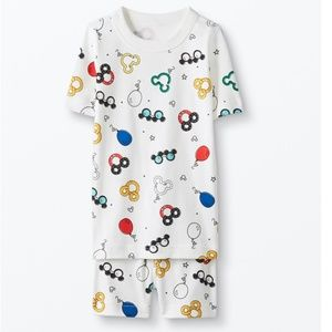 Mickey Mouse  Organic Cotton Hanna Andersson PJ's